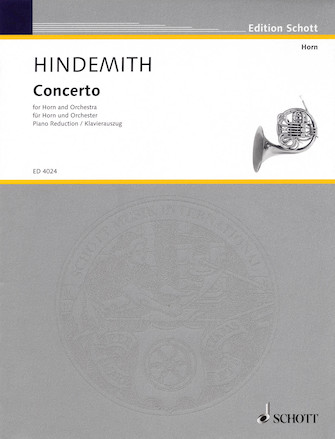 Product Cover for Horn Concerto