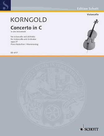 Product Cover for Cello Concerto C Major, Op. 37