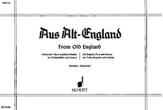 Product Cover for Aus Alt-England