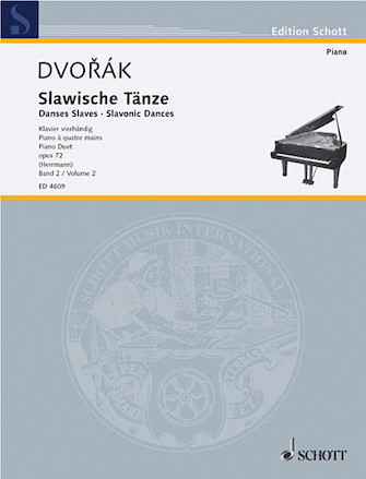 Product Cover for Slavonic Dances, Op. 72, Nos. 5-8