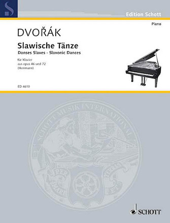Product Cover for Slavonic Dances, Op. 46 and 72