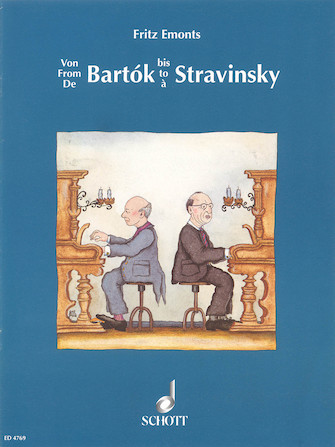 Product Cover for From Bartók to Stravinsky