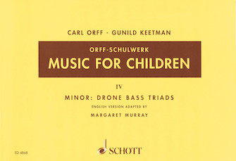 Product Cover for Music for Children/Murray Ed.
