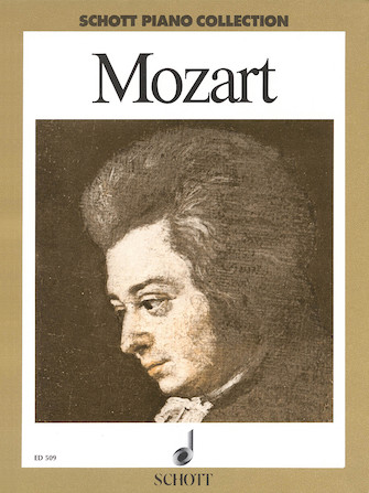 Product Cover for Mozart – Selected Piano Works
