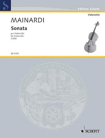 Product Cover for Cello Sonata