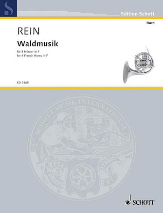 Product Cover for Waldmusik