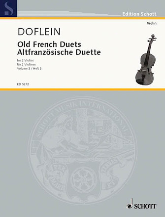 Product Cover for Old French Duets Vol. 3