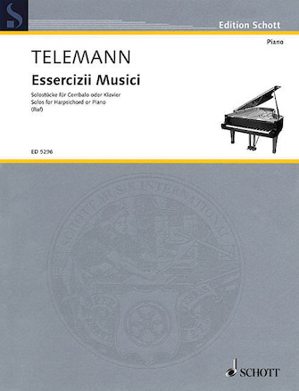 Product Cover for Soli Cembalo from Essercizii Musici