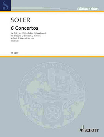 Product Cover for 6 Concertos – Vol. 2