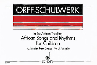 Product Cover for African Songs and Rhythms for Children