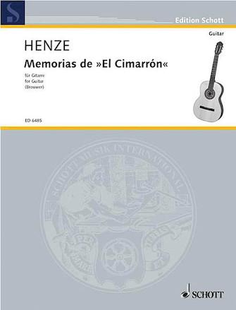 Product Cover for Memorias De El Cimarron