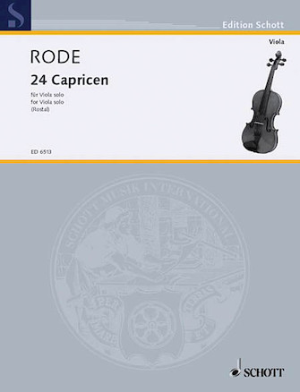 Product Cover for 24 Caprice Etudes in the form of Etudes, in all 24 Keys