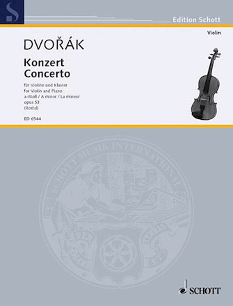 Product Cover for Concerto in A Minor, Op. 53