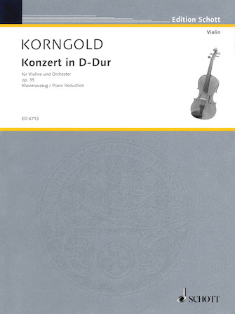 Product Cover for Violin Concerto, Op. 35