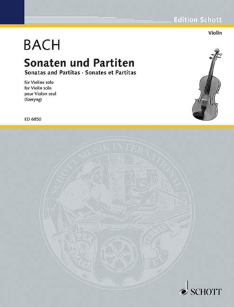 Product Cover for Sonatas and Partitas