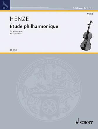 Product Cover for Etude Philharmonique