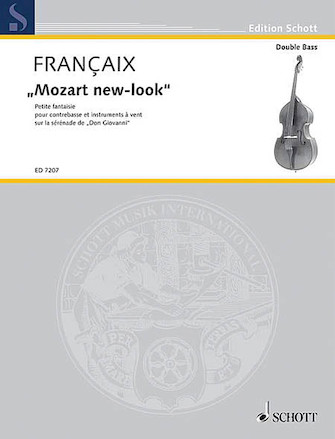 Product Cover for Mozart New-look