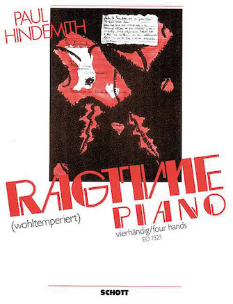 Product Cover for Ragtime (wohltemperiert)