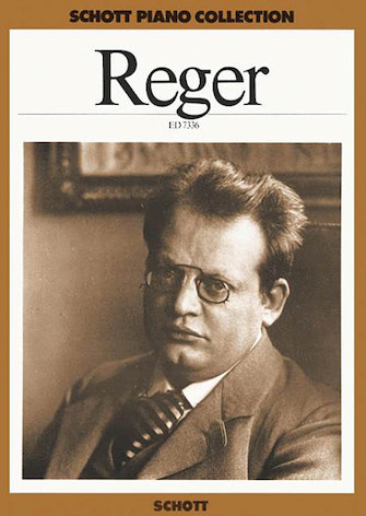 Product Cover for MAX REGER (1873-1916) SELECTED WORKS PIANO