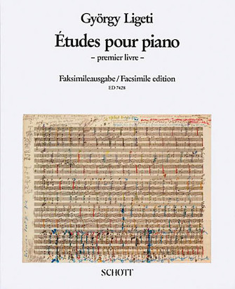 Product Cover for Études for Piano, Volume 1
