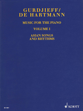 Product Cover for Music for the Piano Volume I