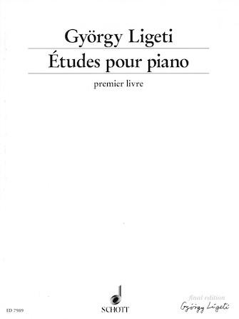 Product Cover for Études pour Piano – Volume 1