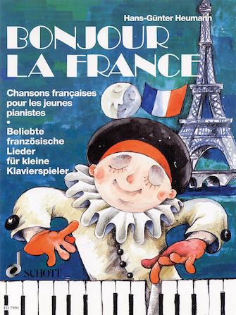 Product Cover for Bonjour la France