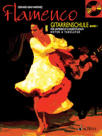 Product Cover for Flamenco Gitarrenschule Band 1