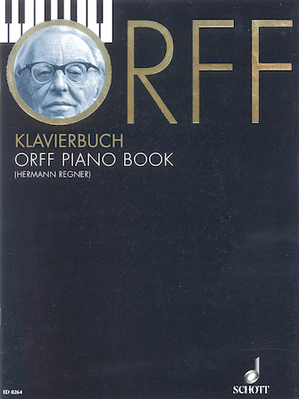 Product Cover for Orff Piano Book