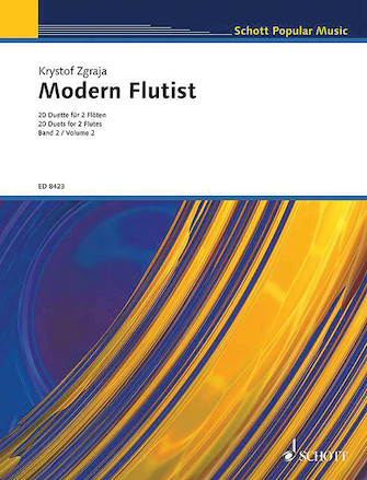 Product Cover for Modern Flutist Book 2