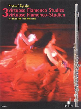 Product Cover for 3 Virtuoso Flamenco Studies