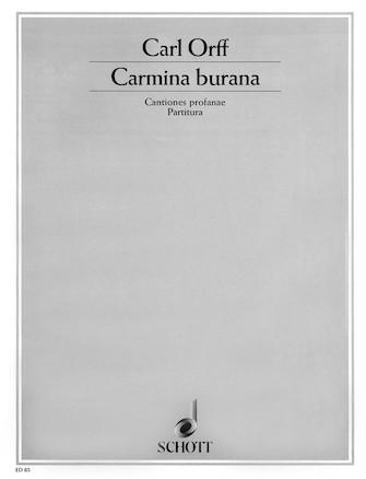 Product Cover for Carmina Burana