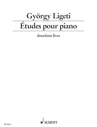 Product Cover for Études pour Piano – Volume 2