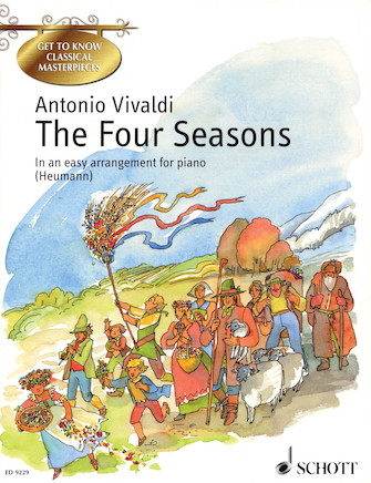 Product Cover for The Four Seasons