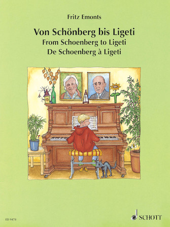 Product Cover for From Schönberg to Ligeti