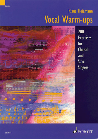 Product Cover for Vocal Warm-Ups
