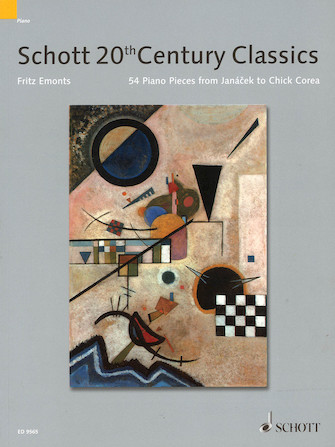 Product Cover for Schott's 20th Century Piano Classics