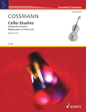 Product Cover for Cello-Studies
