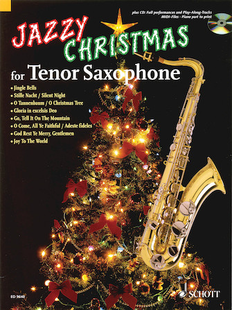 Product Cover for Jazzy Christmas