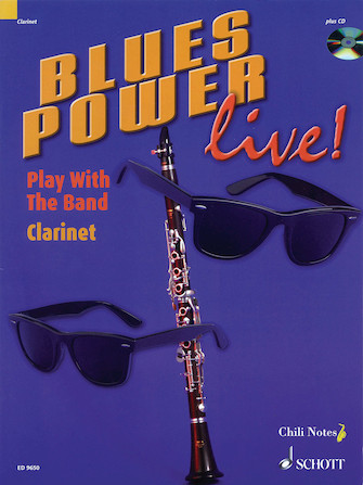 Blues Power Live! – Play with the Band