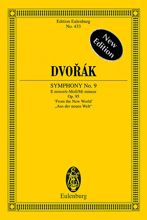 """Product Cover for Symphony No. 9, Op. 95 """"From the New World"""""""