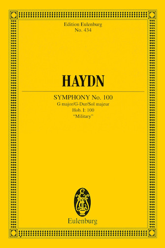 "Symphony No. 100 in G Major, Hob.I:100 ""Military"""