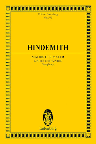 Product Cover for Mathis der Maler (1934)