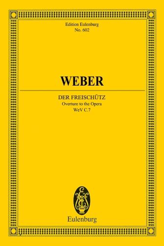 Product Cover for Der Freischütz, Op. 77
