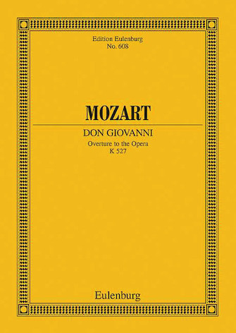 Product Cover for Don Giovanni, K. 527