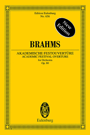 Product Cover for Academic Festival Overture, Op. 80