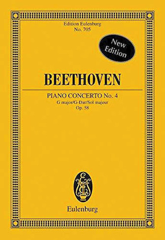 Product Cover for Piano Concerto No. 4, Op. 58 in G Major