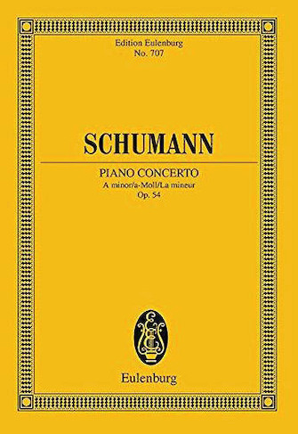 Product Cover for Piano Concerto in A minor, Op. 54