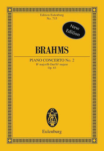Product Cover for Piano Concerto No. 2, Op. 83 in B Major