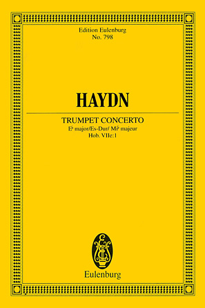 Product Cover for Trumpet Concerto (Hob. 7e: 1) in E-Flat Major
